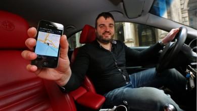 Uber a Genova, Regione e tassisti contro