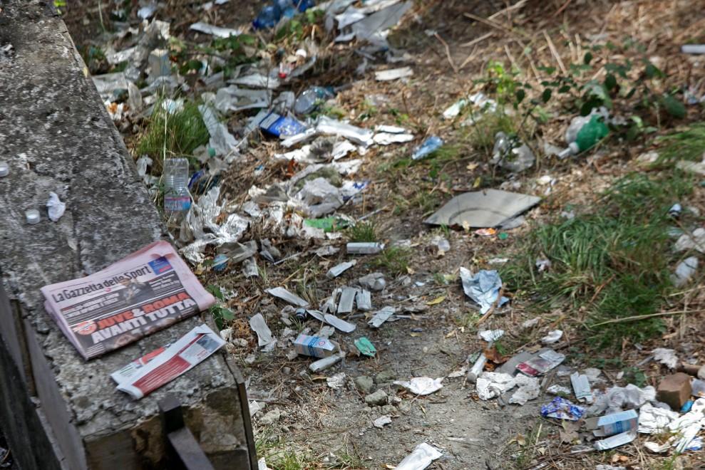 Giardini Di Plastica Genova.Giardini Di Plastica Il Ritorno Del Degrado Repubblica It