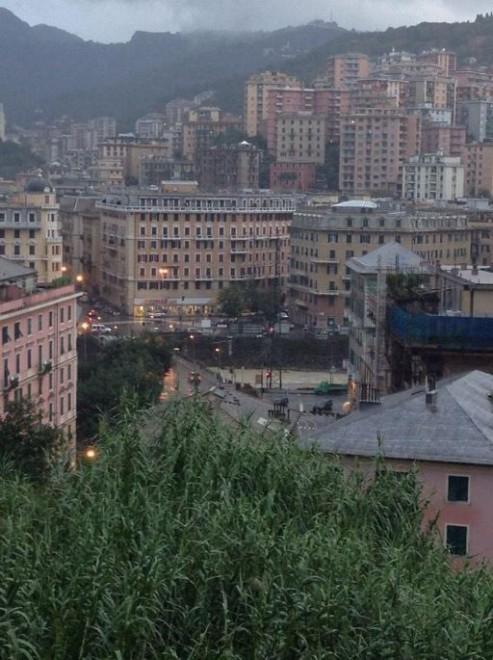 Maltempo Genova, il giorno dopo l'alluvione