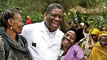 """Denis Mukwege,  """"il medico che ripara  le donne"""""""