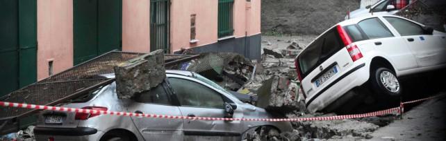 """Alluvione, Piano: """"Non è fatalità, è problema politico"""". Galletti:  dare risposte immediate"""