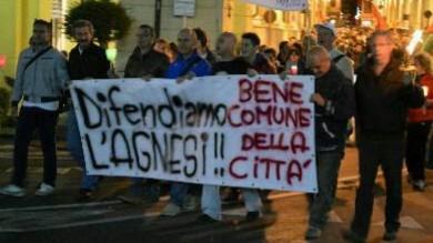 """Agnesi, continua lo sciopero Gli operai: """"Non molleremo""""   foto"""