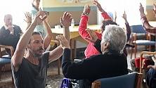 Ballare insieme il Bolero, malati e danzatori     vd    -    ft