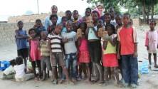 Ondjango, da Genova  il sogno africano  di un villaggio-scuola