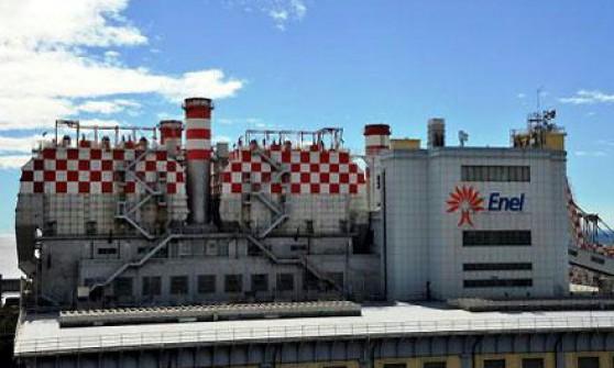Risultati immagini per centrale a carbone di genova