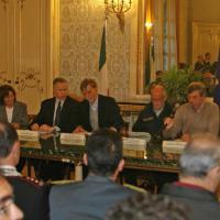 Delrio e Gabrielli, vertice in Prefettura a Genova