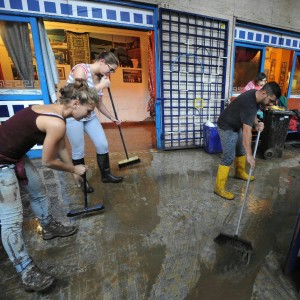 Dopo acqua e fango Caporetto dei consumi Danni alle imprese per 160 milioni di euro