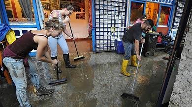 Alluvione, la Caporetto dei consumi Danni alle imprese per 160 milioni di euro