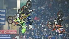 Volare a testa in giù con una moto / ft  1   -   2