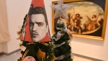 Crozza, Ovadia, Luca&Paolo, gli alberi di Natale d'autore     Ft Vd