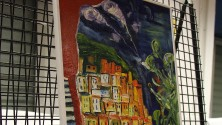 San Benedetto, nasce una galleria d'arte per ritrovare la strada    ft   /    vd