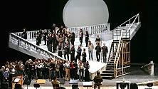 Il ritorno di Tosca   in scena fino al 2 gennaio
