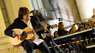 "De André, ""Canto per Genova"" Le foto del concerto"