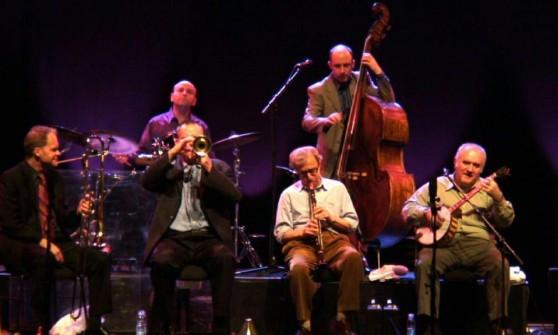 Dal set al palcoscenico, il jazz di Woody Allen nella notte di Montecarlo