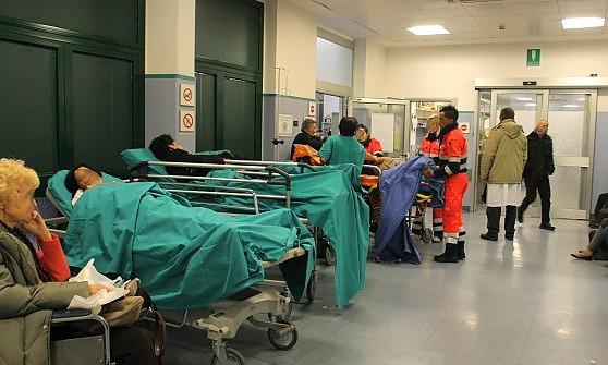 Risultato immagini per immagine di posti letto ospedalieri