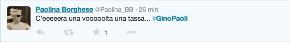 "Gino Paoli indagato, i fan di Twitter non perdonano: ""C'eeeera una voooolta una tassa..."""