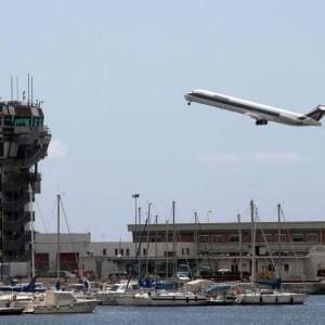Terza fascia, retrocesso l'aeroporto di Genova