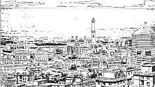 Julia, il fumetto della criminologa è ambientato a Genova