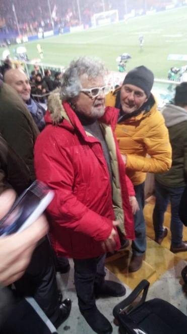 "Grillo al derby: ""Tifo per l'Akragas"""