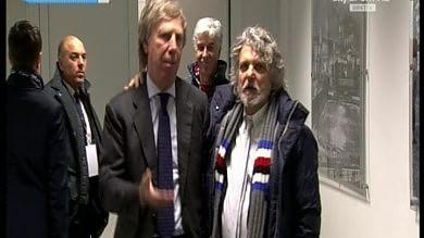 """Ferrero: """"Lo stadio a me e a Preziosi per venti milioni di euro"""""""