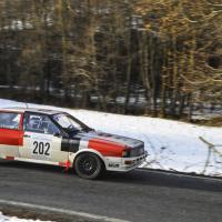 Rally Riviera Ligure, 61 le auto al via