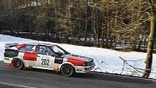 Rally Riviera Ligure 61 le auto al via