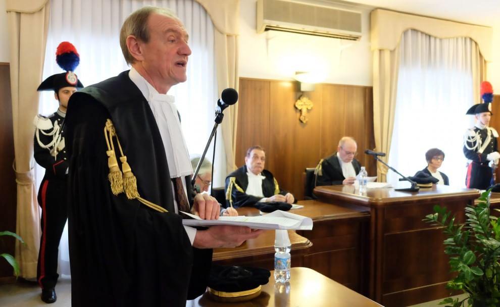 Corte dei Conti, anno giudiziario 2015