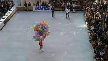 Busalla, si pattina   sul ghiaccio
