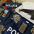 Scoperto l'arsenale della banda di Marietto Rossi