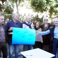 Alassio, sul Muretto tornano gli Azzurri Mundial '82