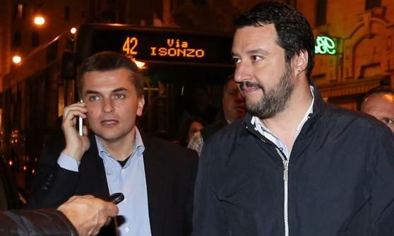 """Salvini """"sacrifica"""" Rixi, è Toti il candidato del centrodestra in Liguria"""