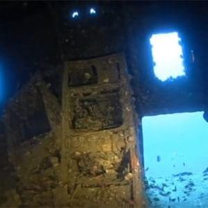 Genova, sub muore durante l'immersione sul relitto della nave Haven