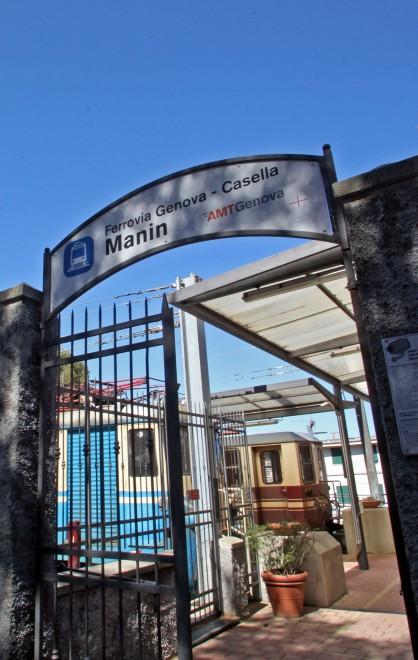 Genova-Casella, il triste abbandono di una ferrovia storica