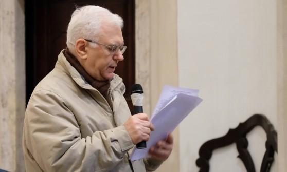 """Don Farinella: Renzi peggio di Mussolini, """"togliamocelo dalle palle, bisogna tornare in montagna"""""""