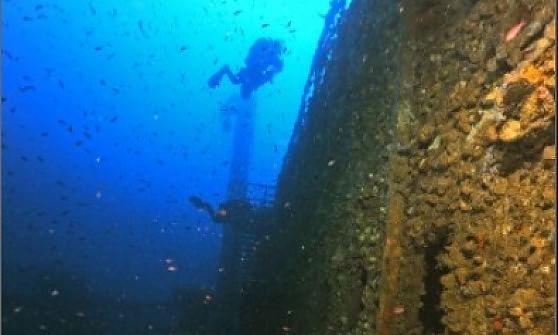 Tragedia in mare a Arenzano: muoiono due sub durante un'immersione sulla Haven
