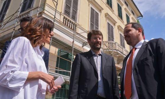 """""""Al Galata una Ellis Island italiana"""": il Pd e la carta della cultura per sostenere Paita"""