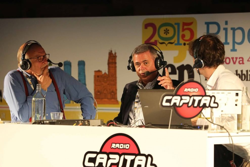 Una radio per due: al TgZero Vittorio Zucconi e Ezio Mauro