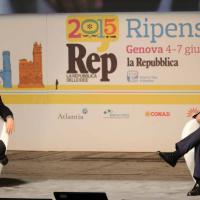 Renzi a RepIdee: la sinistra, il Pd e l'Italia