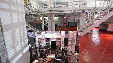 Museo di Storia Naturale, l'alluvione  è un (brutto) ricordo    Le immagini