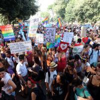 Human Pride, un fiume colorato per i diritti di tutti