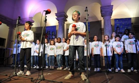 Il rap ecologista dei bambini di Sestri è il più bello d'Italia