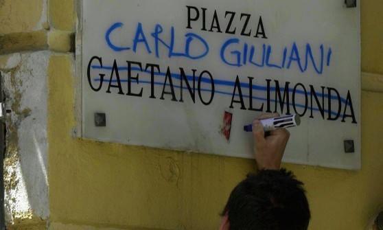 """""""Per non dimentiCarlo"""", 14 anni dopo il G8 appuntamento in piazza Alimonda"""