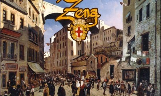 """""""Zena 1814"""" il Risiko degli ultimi giorni della Repubblica marinara"""