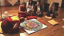 Dal Tibet a Borzonasca, tra mandala e ravioli
