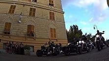 Bikers e musica, un videoclip a Castelletto per parlare di famiglia
