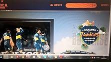 """Boca Juniors, il sito  ora si può leggere  anche in """"genovès"""""""