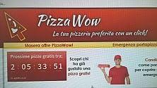 PizzaWow, l'app made  in Genova per gli amanti della pizza