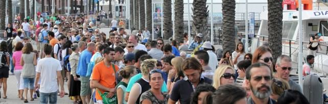 Turismo,la rivoluzione industriale a Genova posti di lavoro in crescita, + 3% in tre mesi