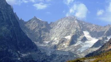 Escursionista genovese muore  in Val d'Aosta
