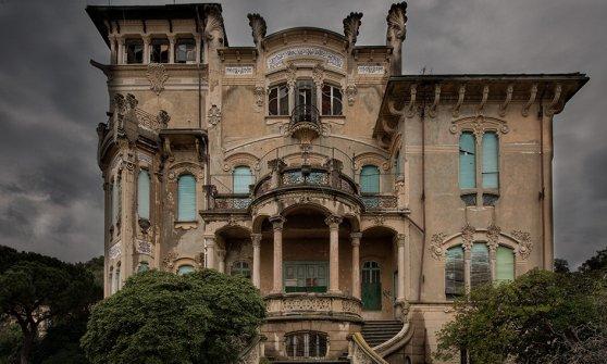 Villa Abbandonata Bologna